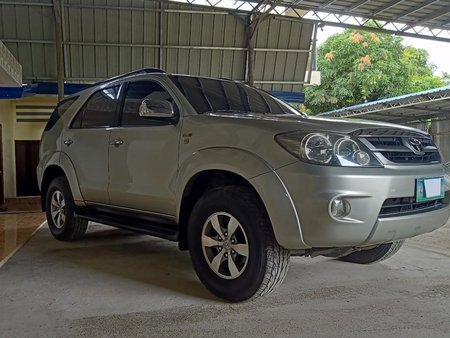 2006 Toyota Fortuner for sale in Manila