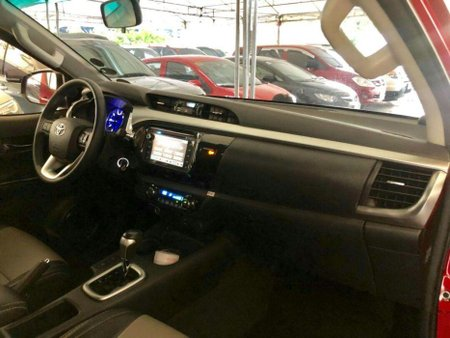 2016 Toyota Hilux for sale in Makati