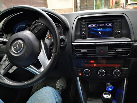Mazda CX-5 2013 in Quezon City for sale
