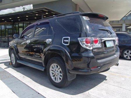 2013 Toyota Fortuner for sale in Mandaue