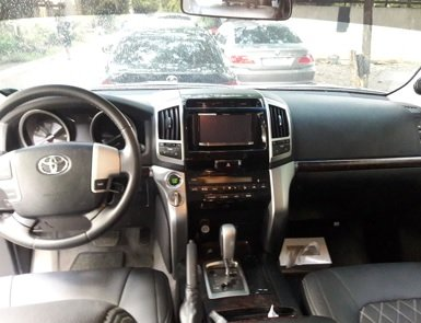 Sell Used 2013 Toyota Land Cruiser at 31632 km
