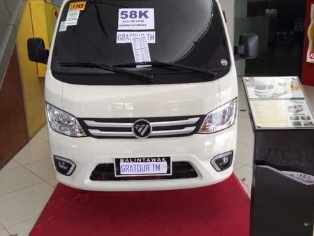 Brand New 2019 Foton Gratour Manual for sale in Pasig