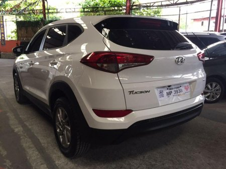 2016 Hyundai Tucson for sale in Quezon City