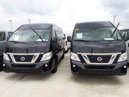 Brand New Nissan Nv350 Urvan 2019 for sale in Manila