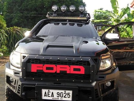 2nd Hand Ford Ranger for sale in Manila