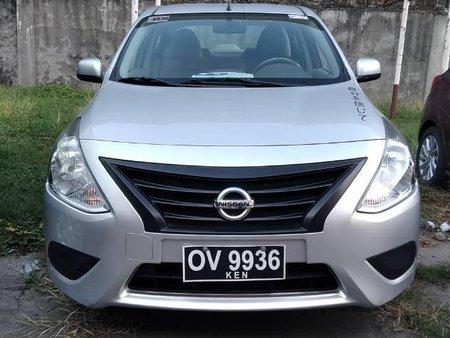 Silver Nissan Almera 2016 for sale in Manila