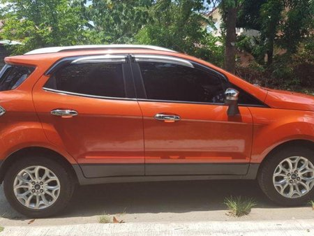2017 Ford Ecosport for sale in Manila