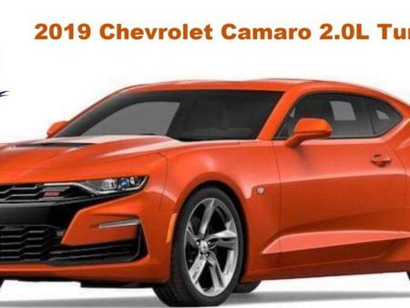 Chevrolet Camaro 2019 for sale in Manila