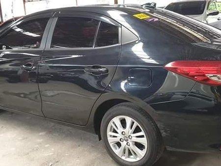 Selling Black Toyota Vios 2019 in Quezon City