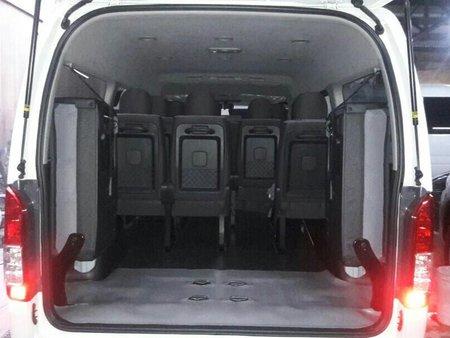 2017 Toyota Hiace Manua Diesel for sale