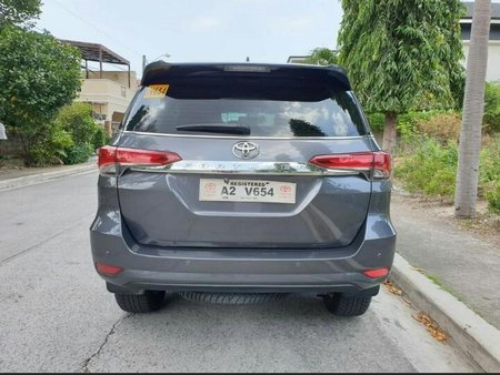 Toyota Fortuner 2018 for sale in San Pedro