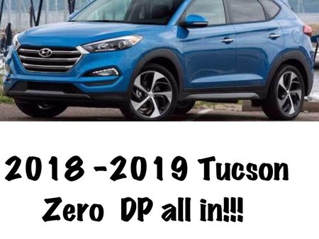 Brand New Hyundai Tucson 2019 for sale in Quezon City