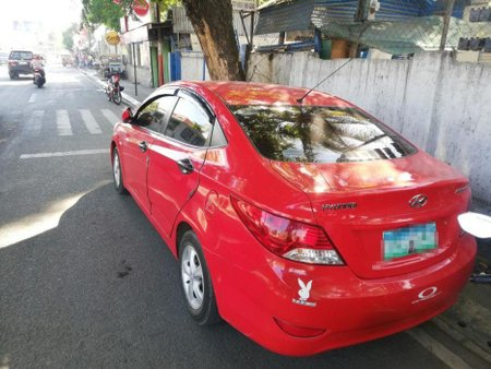 2012 Hyundai Accent for sale in Zamboanga City
