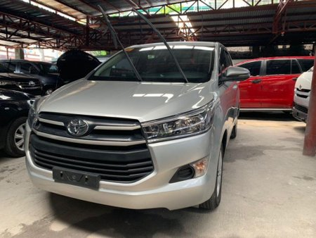 Sell Silver 2018 Toyota Innova in Quezon City