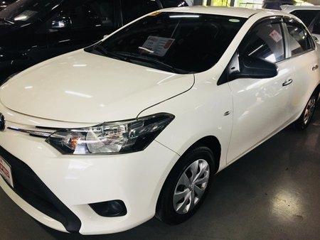 Toyota Vios 2016 Sedan Manual Gasoline for sale