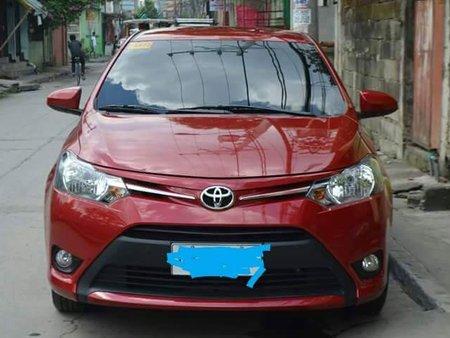 Selling Used Toyota Vios 2014 at 20000 km in Metro Manila