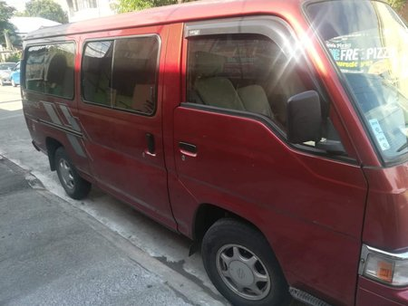 2nd Hand 2009 Nissan Urvan Manual for sale in Quezon City