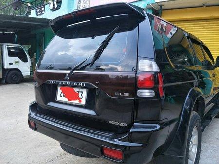 Sell Black 2006 Mitsubishi Montero Sport at 90000 km