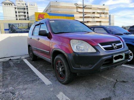 Used Honda Cr-V 2002 for sale in Baguio