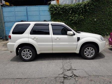 White 2010 Ford Escape for sale in Makati
