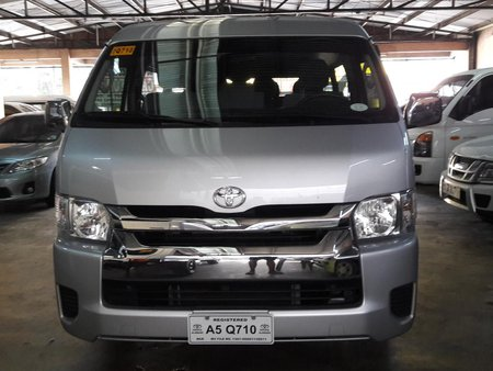 Used 2018 Toyota Hiace Automatic Diesel at 9000 km for sale