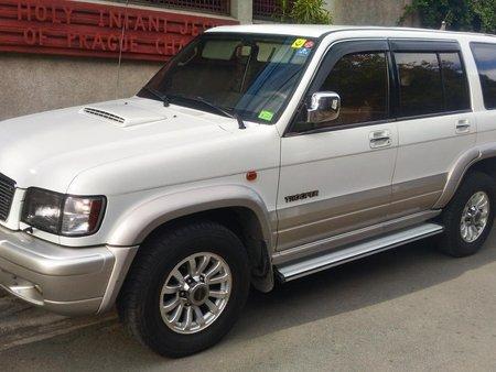 Used Isuzu Trooper 2002 for sale in Quezon City