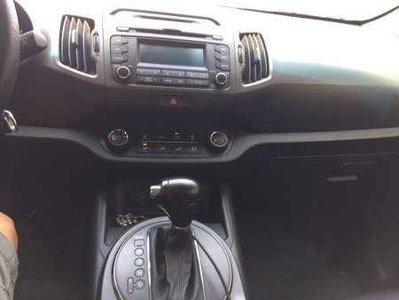 2011 Kia Sportage for sale in Quezon City