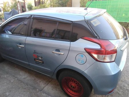 Toyota Yaris 2014 for sale in Quezon City