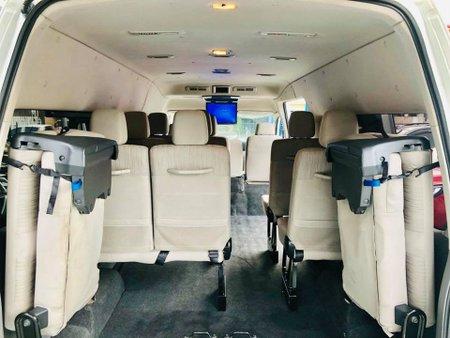 2018 Nissan Nv350 Urvan Manual Diesel for sale