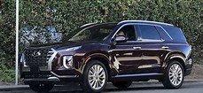 Selling Black Hyundai Palisade at 3000 km in Makati