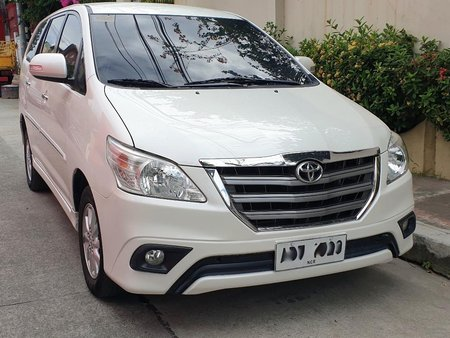 Toyota Innova 2015 for sale in Quezon City