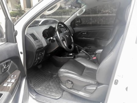 2015 Toyota Fortuner for sale in Taguig