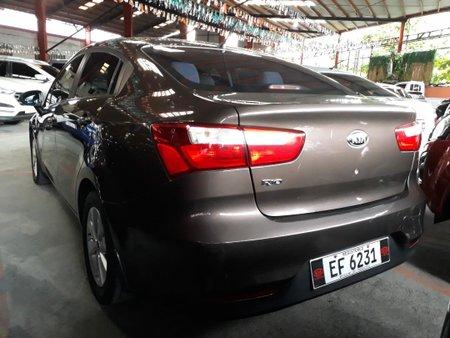 Selling Kia Rio 2016 Sedan in Manila