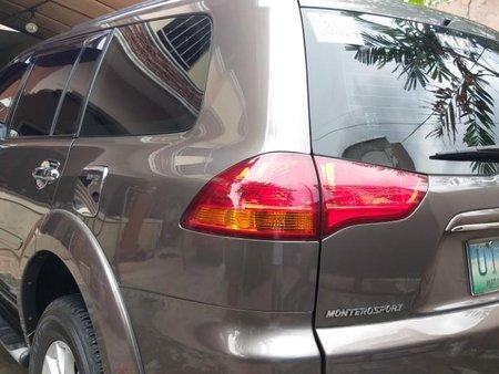 2012 Mitsubishi Montero Sport for sale in Manila