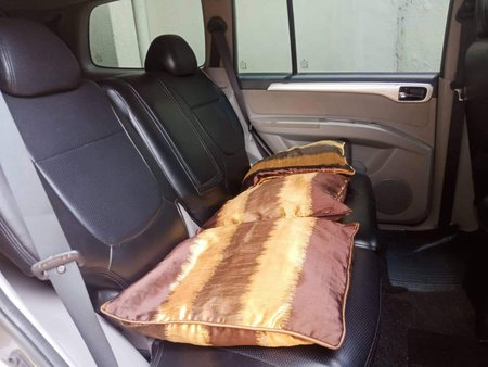 Brown Mitsubishi Montero 2014 Manual for sale in Bacoor