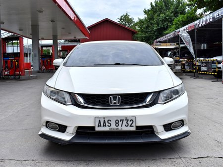 Sell Used 2014 Honda Civic Automatic Gasoline for sale
