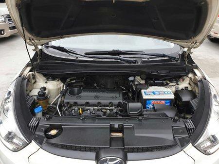Used Hyundai Tucson 2011 Automatic Gasoline for sale in Las Pinas