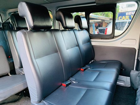 Used 2016 Toyota Hiace Manual Diesel for sale in Isabela