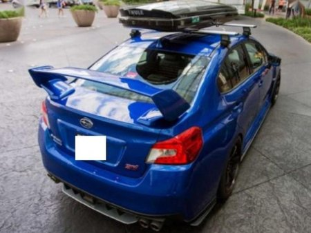 2015 Subaru Wrx for sale in Muntinlupa