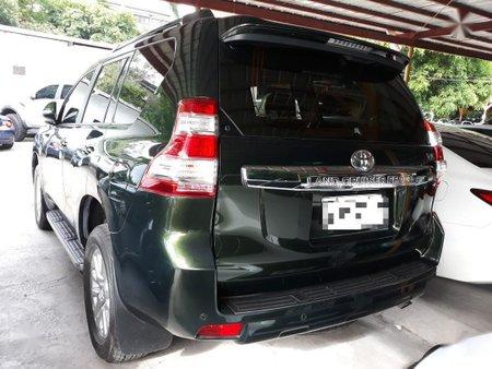 2016 Toyota Land Cruiser Prado for sale in Manila