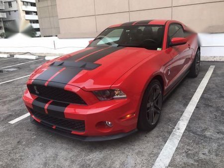 2011 Ford Shelby Gt500 for sale in Makati