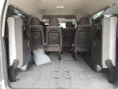 2015 Toyota Hiace for sale in Quezon City