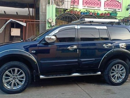 2014 Mitsubishi Montero for sale in Cebu City
