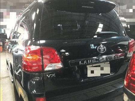 2014 Toyota Land Cruiser for sale in Manila