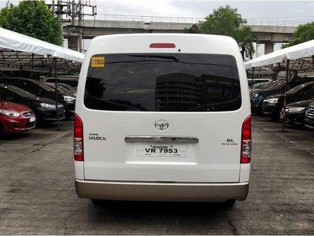 Sell White 2017 Toyota Grandia in Rizal