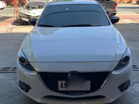 2015 Mazda 3 for sale in Quezon City