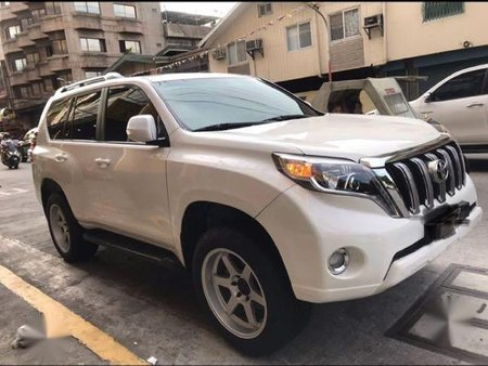 2010 Toyota Land Cruiser Prado for sale in Manila