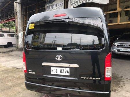 2017 Toyota Grandia for sale in Quezon City