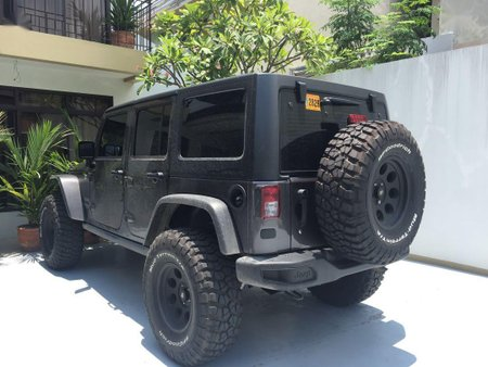 2016 Jeep Wrangler for sale in Pasig