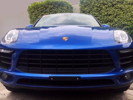 2018 Porsche Macan for sale in Manila
